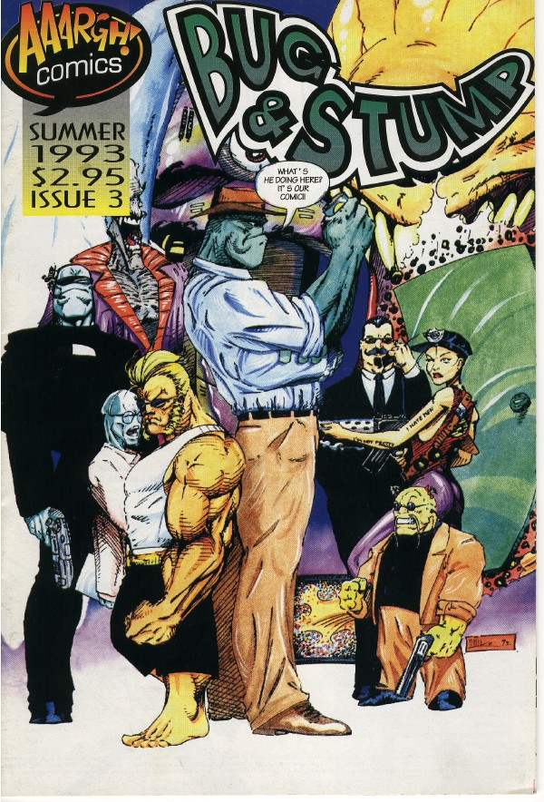 Picture of the cover of Issue 3